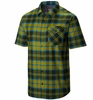 Mountain Hardwear Mens Drummond Shirt Python Green
