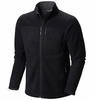 Mountain Hardwear Mens Dual Fleece Jacket Black