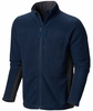 Mountain Hardwear Mens Dual Fleece Jacket Collegiate Navy (Close Out)