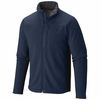 Mountain Hardwear Mens Dual Fleece Jacket Hardwear Navy