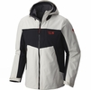 Mountain Hardwear Mens Exposure Jacket Stone/ Black