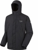 Mountain Hardwear Mens Exposure Parka Black/ Black (Autumn 2012)
