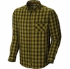Mountain Hardwear Mens Franklin Long Sleeve Shirt Utility Green (Close Out)