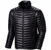 Mountain Hardwear Mens Ghost Whisperer Down Jacket Black