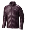 Mountain Hardwear Mens Ghost Whisperer Down Jacket Eggplant