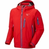 Mountain Hardwear Mens Jovian Jacket Cherry Bomb (Close Out)