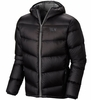 Mountain Hardwear Mens Kelvinator Hooded Jacket Black