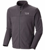 Mountain Hardwear Mens Microchill Jacket Shark (Close Out)