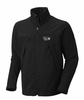 Mountain Hardwear Mens Mountain Tech Jacket Black (Autumn 2013)
