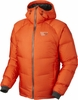 Mountain Hardwear Mens Nilas Jacket State Orange (Autumn 2012)