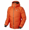 Mountain Hardwear Mens Nilas Jacket State Orange (Close Out)