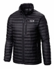 Mountain Hardwear Mens Nitrous Down Jacket Black Medium (close out)