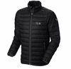 Mountain Hardwear Mens Nitrous Jacket Black
