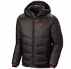 Mountain Hardwear Mens Phantom Hooded Down Jacket Shark XL (close out)