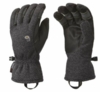 Mountain Hardwear Mens Gravity Glove Black (Close Out)