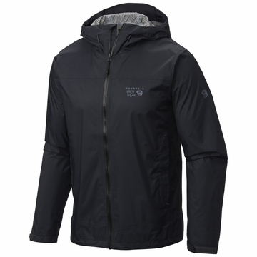 Mountain Hardwear Mens Plasmic Ion Jacket Black