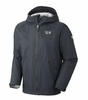 Mountain Hardwear Mens Plasmic Jacket Black Medium (Close Out)