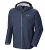 Mountain Hardwear Mens Plasmic Jacket Zinc (Close Out)