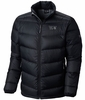 Mountain Hardwear Mens Ratio Down Jacket Black