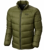 Mountain Hardwear Mens Ratio Down Jacket Utility Green