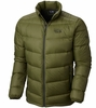 Mountain Hardwear Mens Ratio Down Jacket Utility Green (Close Out)