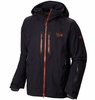 Mountain Hardwear Mens Snowtastic Jacket Black/ Dark Adobe