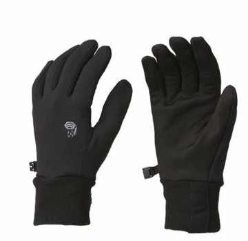 Mountain Hardwear Mens Stimulus Glove Black (Autumn 2013)