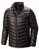Mountain Hardwear Mens StretchDown RS Jacket Black