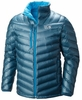 Mountain Hardwear Mens StretchDown RS Jacket Phoenix Blue