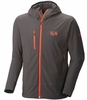 Mountain Hardwear Mens Super Chockstone Jacket Shark (Autumn 2014)