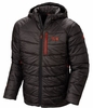 Mountain Hardwear Mens Super Compressor Hooded Jacket Shark  (close out)