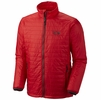 Mountain Hardwear Mens Thermostatic Jacket Mountain Red