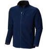 Mountain Hardwear Mens Toasty Tweed Fleece Jacket Collegiate Navy (Close Out)