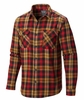 Mountain Hardwear Mens Trekkin Flannel Long Sleeve Shirt Large
