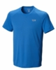 Mountain Hardwear Mens Wicked Lite SS T Hyper Blue (Spring 2014)