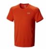 Mountain Hardwear Mens Wicked Lite SS T State Orange (Spring 2014)