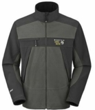 Mountain Hardwear Mens Windstopper Tech Jacket Large (Close Out)