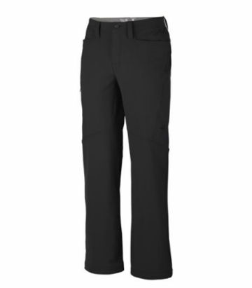 Mountain Hardwear Mens Winter Wander Pant Black