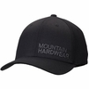 Mountain Hardwear MHW Logo 3.0 Cap Black (Close Out)