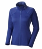 Mountain Hardwear Womens Arlanda Jacket Nectar Blue (Spring 2014)