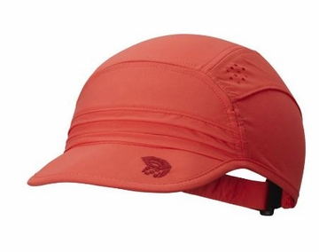 Mountain Hardwear Womens Chiller Ball Cap Red Hibiscus (Close Out)
