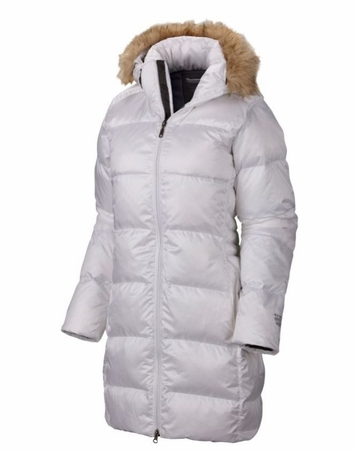 Mountain Hardwear Womens Downtown Coat White