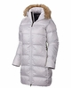 Mountain Hardwear Womens Downtown Coat White  (close out)