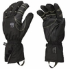 Mountain Hardwear Womens Epic Glove Black Small (close out)