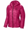 Mountain Hardwear Womens Ghost Whisperer Down Hooded Jacket Bright Rose (Autumn 2014)