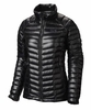 Mountain Hardwear Womens Ghost Whisperer Down Jacket Black