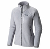 Mountain Hardwear Womens Monkey Pro Jacket White