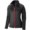 Mountain Hardwear Womens Monkey Woman Grid II Jacket Shark