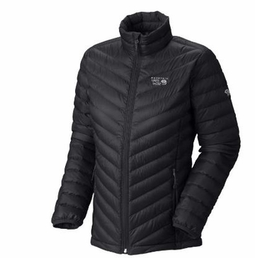Mountain Hardwear Womens Nitrous Jacket Black (Close Out)