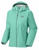 Mountain Hardwear Womens Plasmic Jacket Atlantis (Spring 2014)